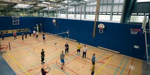 Fitness en sportzaal | STC Group