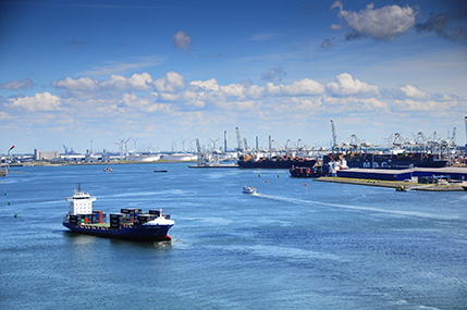 About Maritime & Logistics University of applied science in the Netherlands