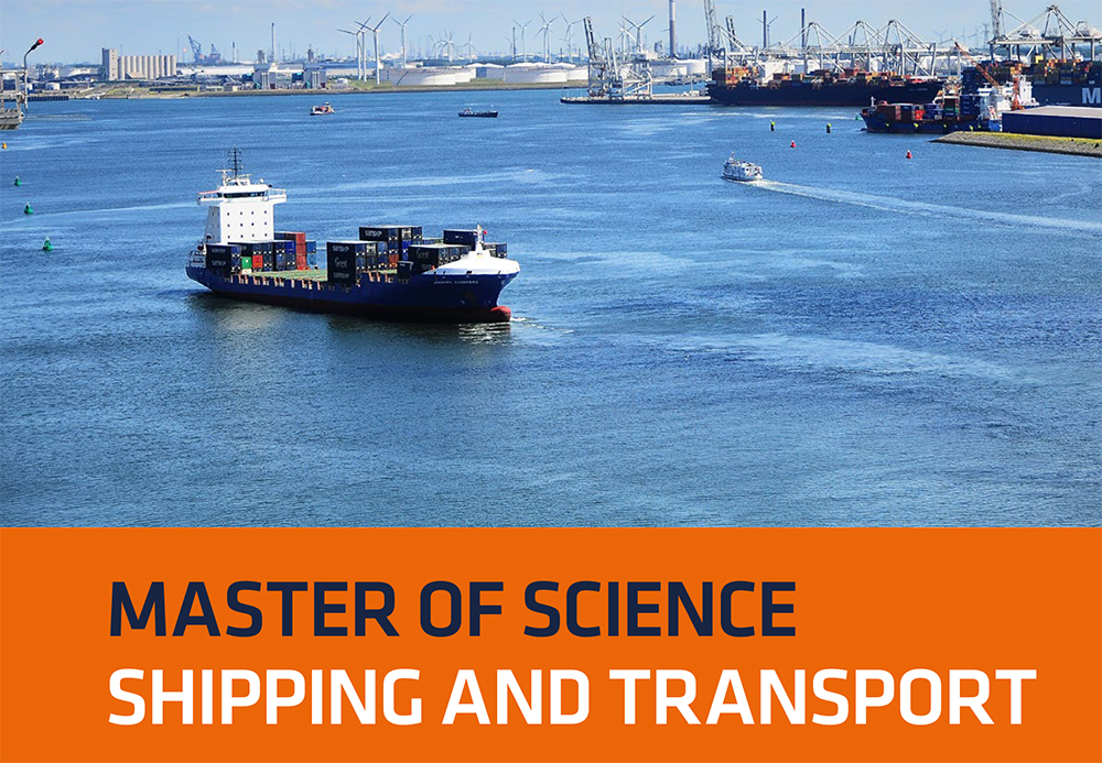 Programme Master of Science Shipping and Transport | master Maritime & Logistics University
