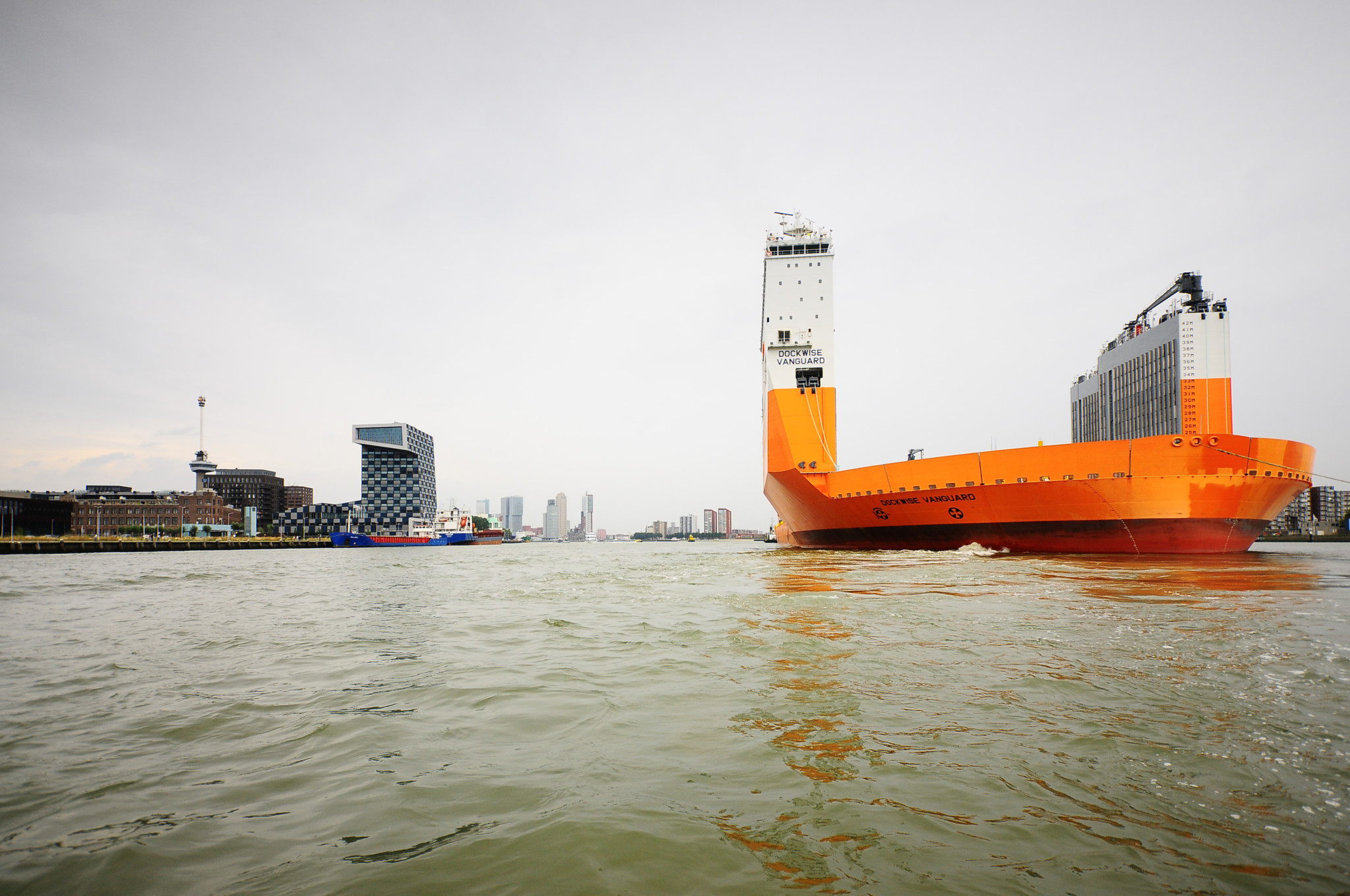 Rotterdam, the Netherlands | STC Maritime & Logistics University